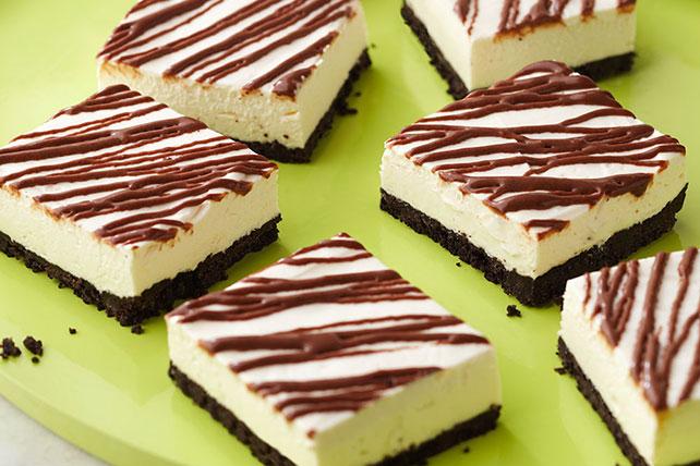 Cuadritos helados de cheesecake Image 1