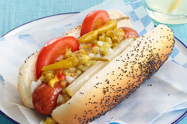 Chicago Hot Dogs Image 1