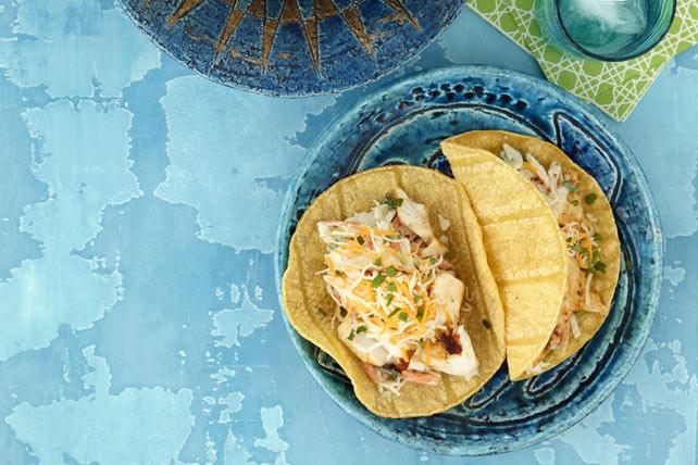 Tacos au poisson de Baja Image 1