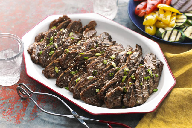 Korean Beef Short Ribs Image 1