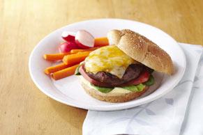 """Portobello """"Burgers"""""""