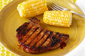 Classic BBQ Pork Chops