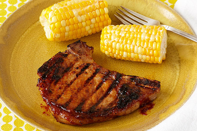 BBQ Pork Chops Recipe