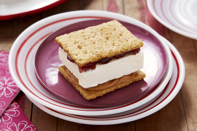 PB&J Ice Cream Sandwiches Image 1