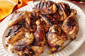 White Barbecue Chicken