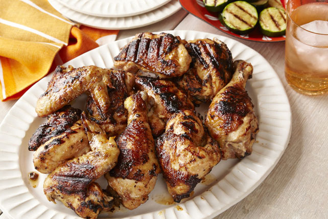 White Barbecue Chicken Image 1