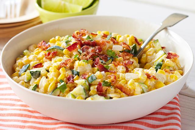 Creamy Corn & Zucchini Image 1