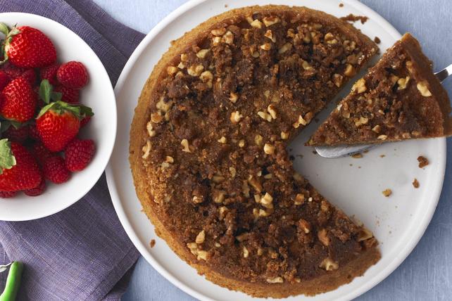 Crumb Cake Image 1