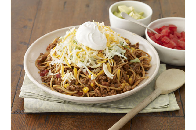 Better Choice Taco Pasta Toss Image 1