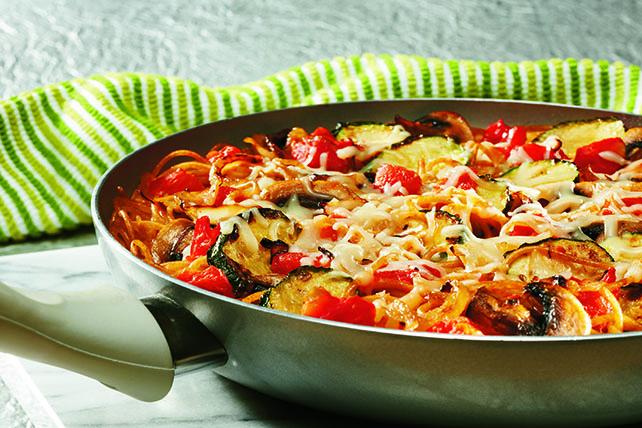 Fritata de espagueti Image 1