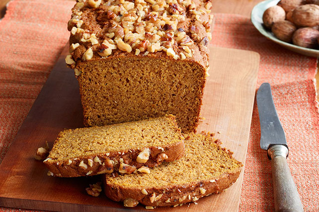 Pumpkin Bread Image 1