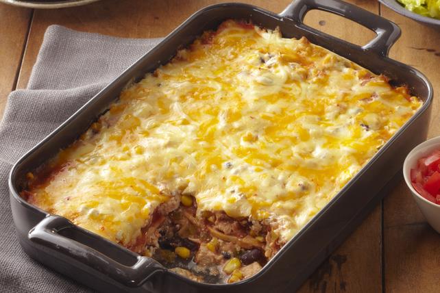 Enchilada de dinde rôtie Image 1