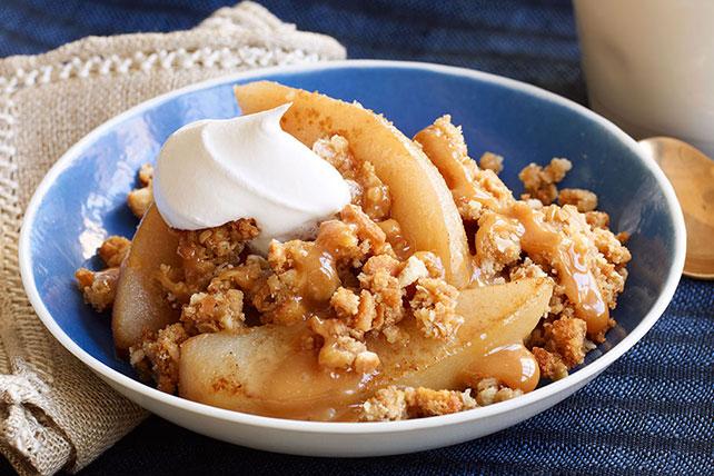 Caramel-Pear Crisp Image 1