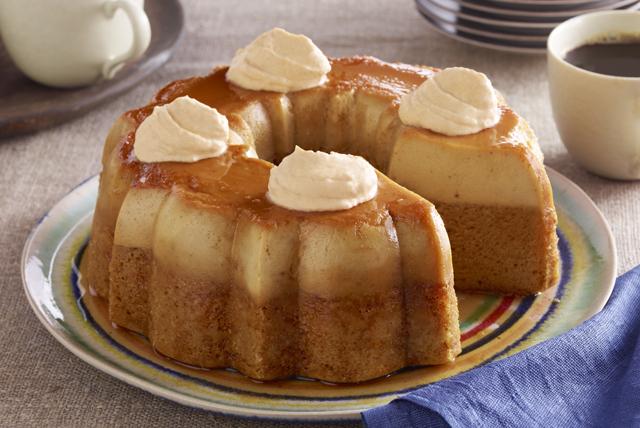 Recipe For Pumpkin Flan Cake