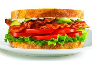 Avocado BLT Sandwich