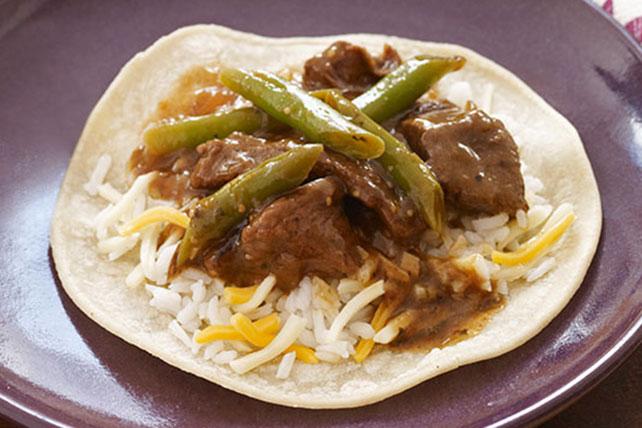 Tacos de carne acorazados Image 1