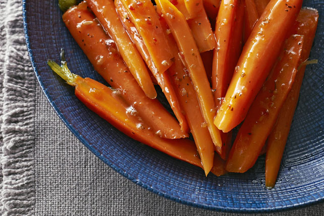 Tuscan Glazed Carrots Image 1