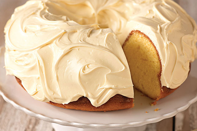 Luscious Lemon Pound Cake Image 1
