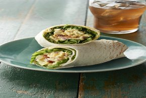 "Egg Salad ""BLT"" Wraps"
