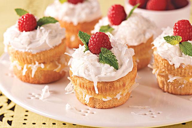 Coconut Cream Cupcakes Image 1