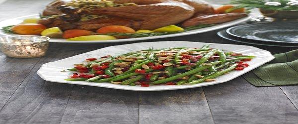 Sauteed Green Beans & Cashews