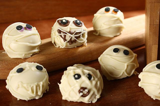 Halloween Monster Cookie Balls Image 1