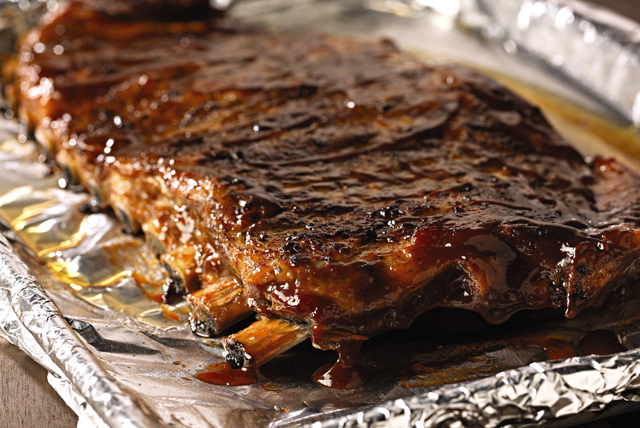 Sweet Mesquite BBQ Spareribs Recipe