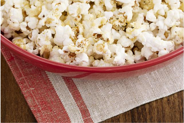 "Popped ""Parm Corn"""
