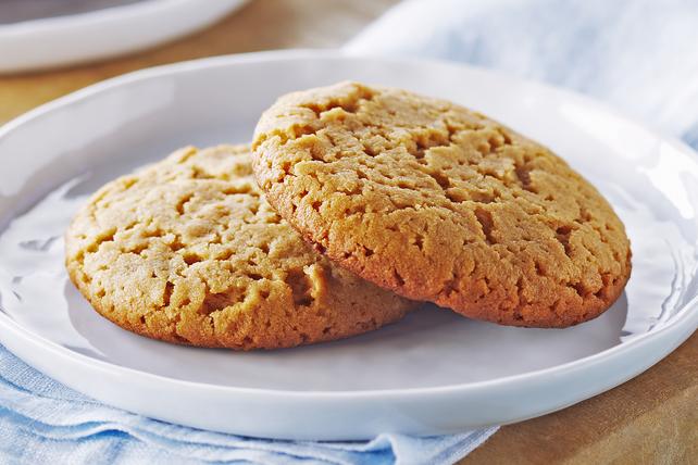 Biscuits sablés au beurre d'arachide Image 1