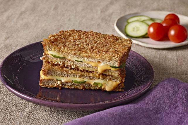 Sandwich fondant au piment jalapeño Image 1