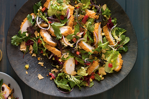 Spicy Chicken-Chipotle Salad
