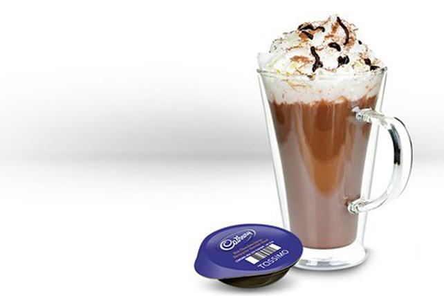 Chocolat chaud Bonhomme de neige fondant Image 1