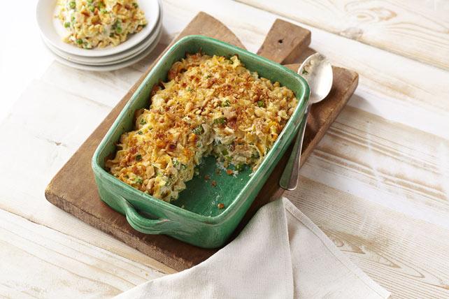 Quick Tuna Noodle Casserole Image 1