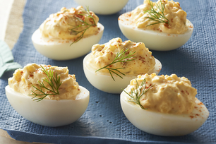 Simply Delicious Devilled Eggs