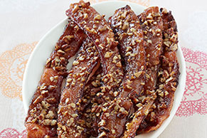 Nutty Brown Sugar Bacon