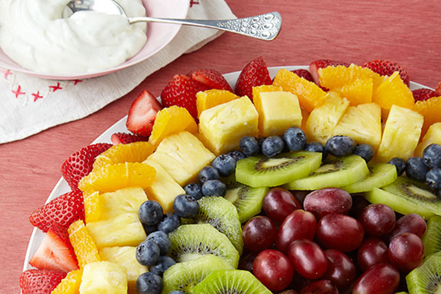 Radiante ensalada de frutas Image 1