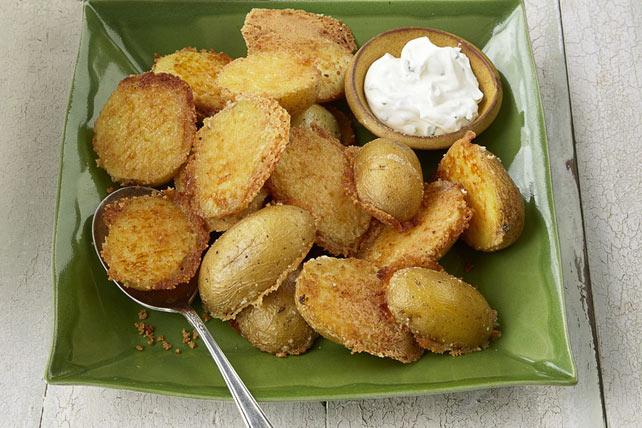 Pommes de terre croustillantes au parmesan  Image 1