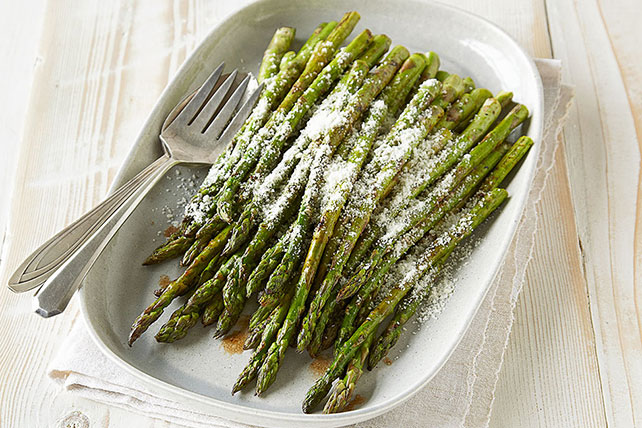 Grilled Asparagus Image 1