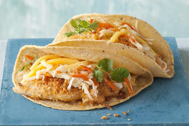 Crispy Chicken Tacos Image 1