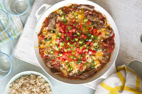 Nacho Flank Steak