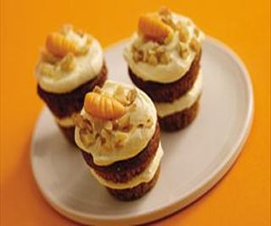 Carrot Cake Minis