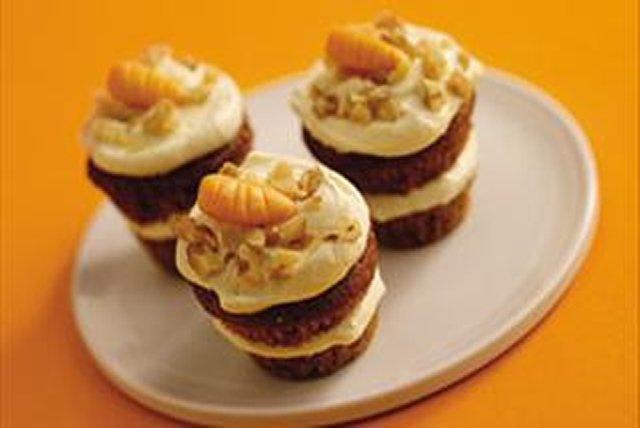 Mini-gâteaux aux carottes Image 1