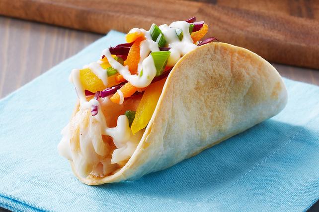 Mini-tacos au poisson Image 1
