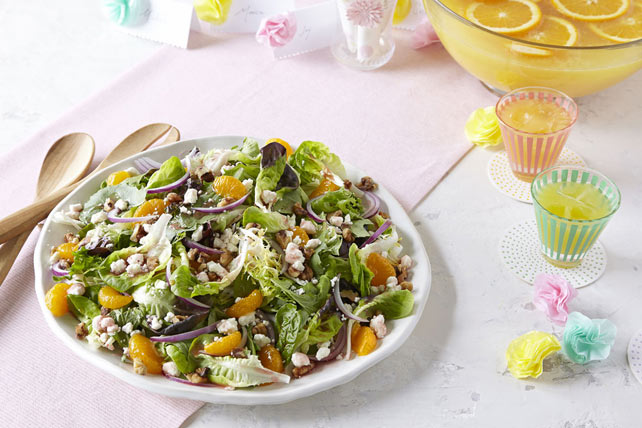 Fabulous Fruit and Feta Salad Image 1