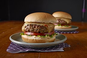 Gourmet Chipotle Burgers