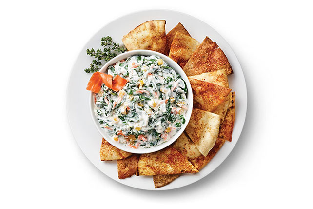 Creamy Spinach-Ranch Dip Image 1