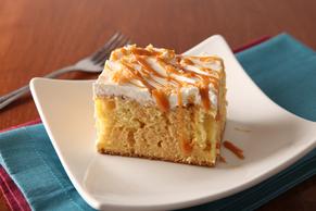 Dulce de Leche Tres Leches Cake