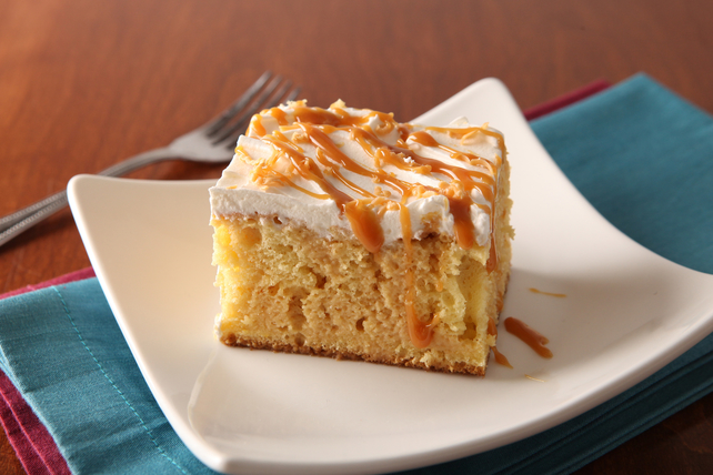 Dulce de Leche Tres Leches Cake Kraft Recipes