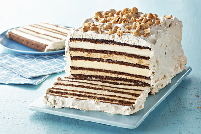 Ice Cream Sandwich Cake Recipe For Kids