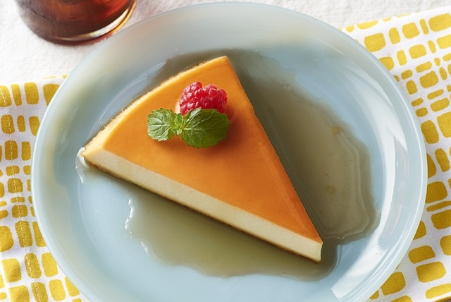 No-Oven Cream Cheese Flan Image 1